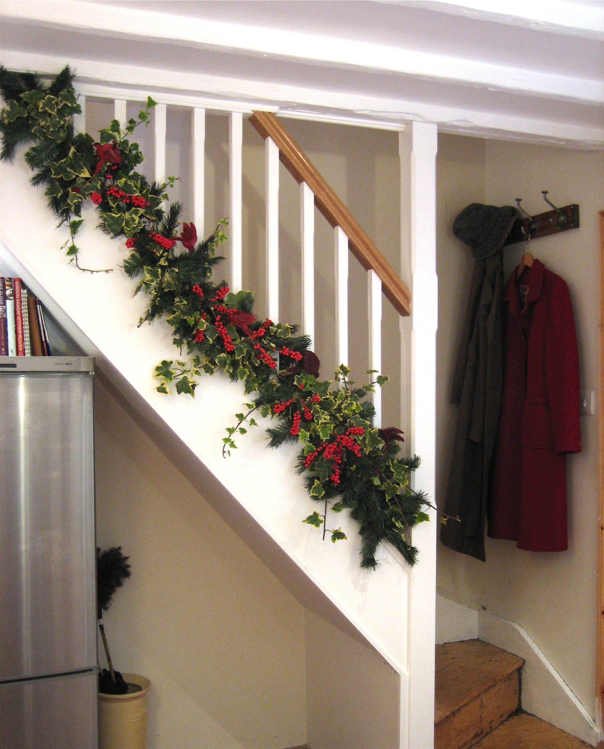 Christmas Decorations… | The Linen Cat Blog