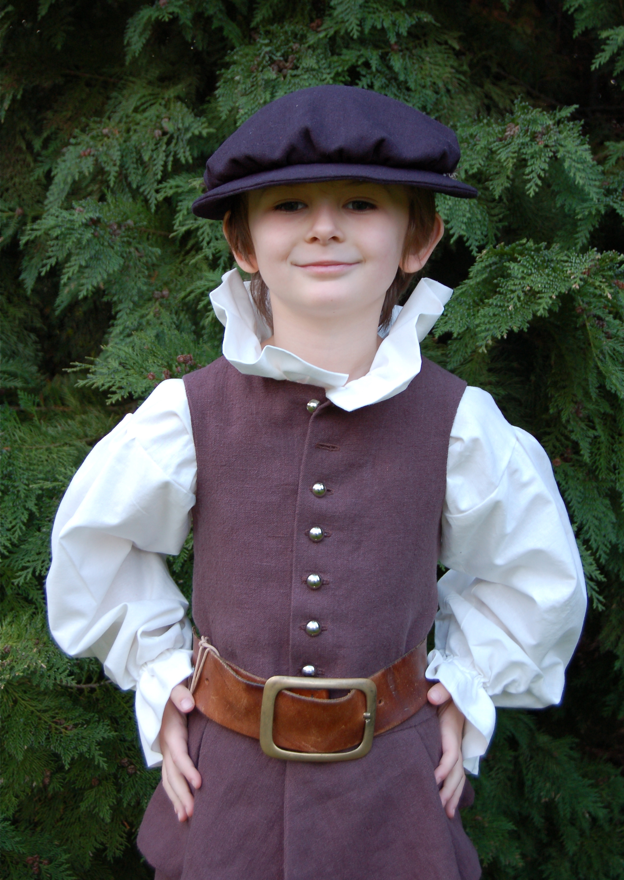 Back in January 2011 I made a Tudor boyu0027s costume for F for school. I blogged about it here and it is one of the most visited posts on my blog.  sc 1 st  The Linen Cat Blog - WordPress.com & Tudor Boy Revisitedu2026(and other costumes) u2013 The Linen Cat Blog